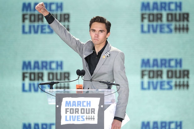 Parkland Survivor David Hogg Calls for Advertiser Boycott After Laura Ingraham's Insult