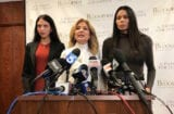 Lisa Bloom, Faviola Dadis, Regina Simons