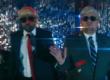 James Corden and Shaggy