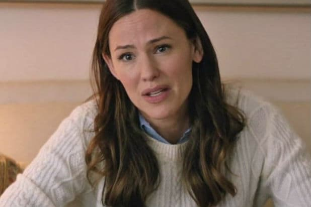 Jennifer Garner Love Simon Tears Cry Coming Out