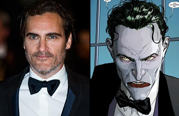 Joaquin Phoenix Joker Batman Todd Phillips