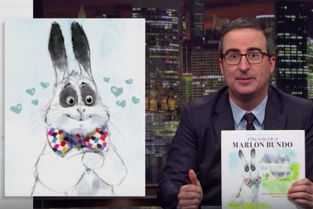 John Oliver's Marlon Bundo Book Sold Out in a Day, Second Printing in the Works (Video)