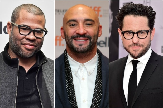 Jordan Peele Yann Demange JJ Abrams Lovecraft Country