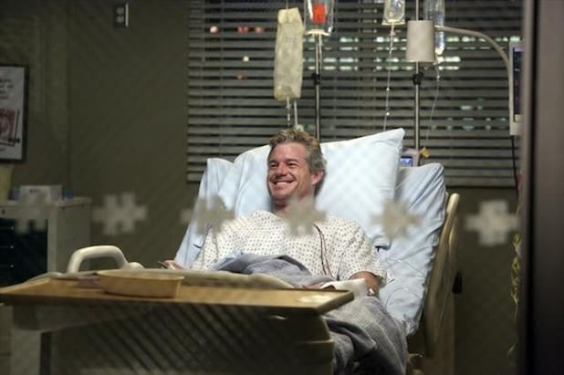 "GREY'S ANATOMY - ""Remember the Time"" - (ABC/DANNY FELD) ERIC DANE"
