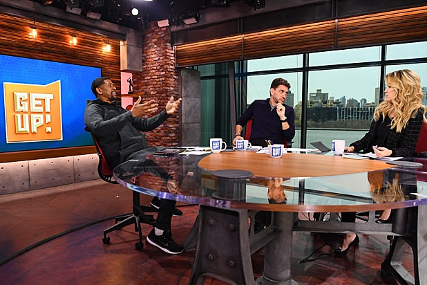 Why ESPN's Mike Greenberg Believes New Show 'Get Up' Has the
