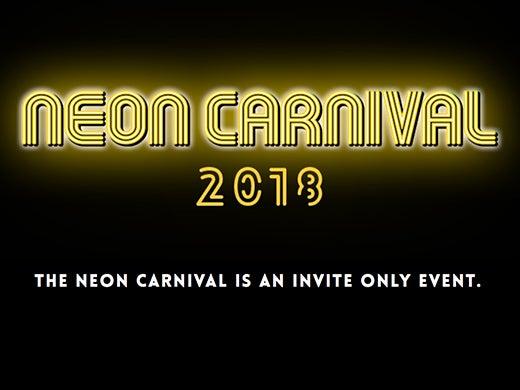 Neon Carnival 2018