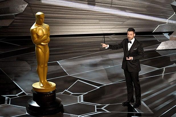 Oscars Opening