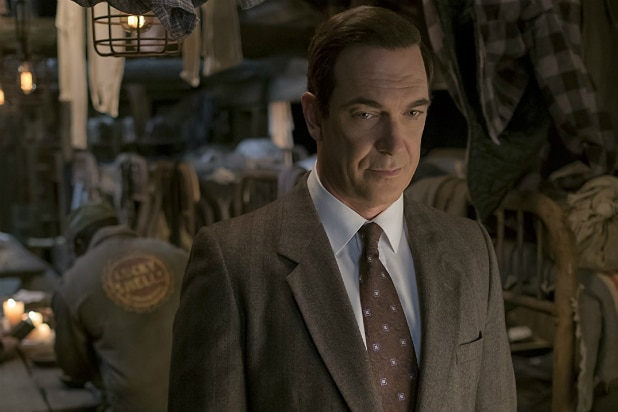 Yes, Patrick Warburton Commits All That Lemony Snicket Narration to Memory
