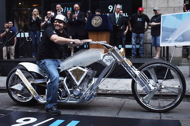 'American Chopper' Star Paul Teutul Jr. Files for Bankruptcy