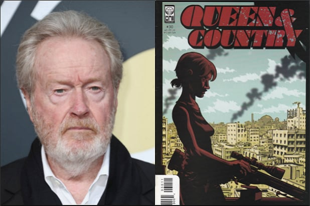 Ridley Scott in Talks to Direct 'Queen & Country' for Fox
