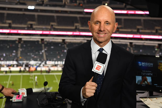 Joe Tessitore reportedly will be named new voice of MNF