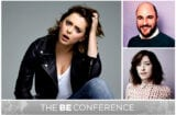 Rachel Bloom, Julie Hart and Jordan Horowitz at BE 2018