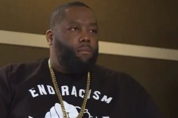 Rapper Killer Mike