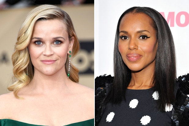 Reese Witherspoon Kerry Washington
