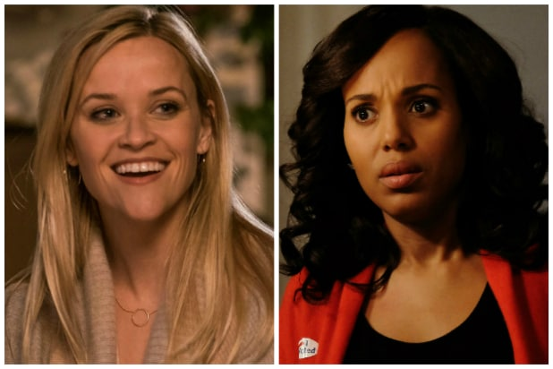 Reese Witherspoon, Kerry Washington to star in Little Fires Everywhere TV series