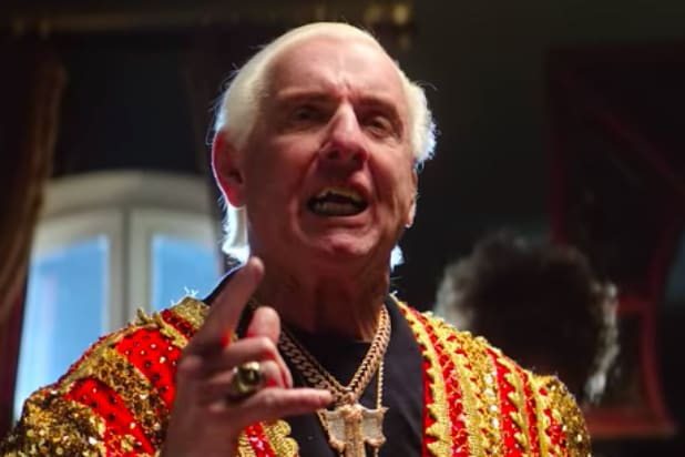 Ric Flair Recreates Infamous 'Wheeling-Dealing' Promo for Rap Video