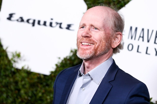 Ron Howard Is Back At The Mic With First Script For Arrested
