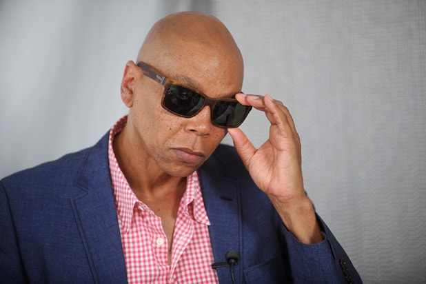 eb8f15dcde RuPaul Apologizes for Comments About Trans Drag Performers, Accidentally  Tweets Trains 'Flag'