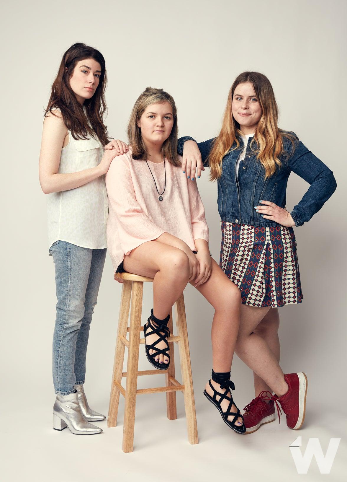 SXSW 2018 Laura Steinel, Bryn Vale, Jessie Ennis Family
