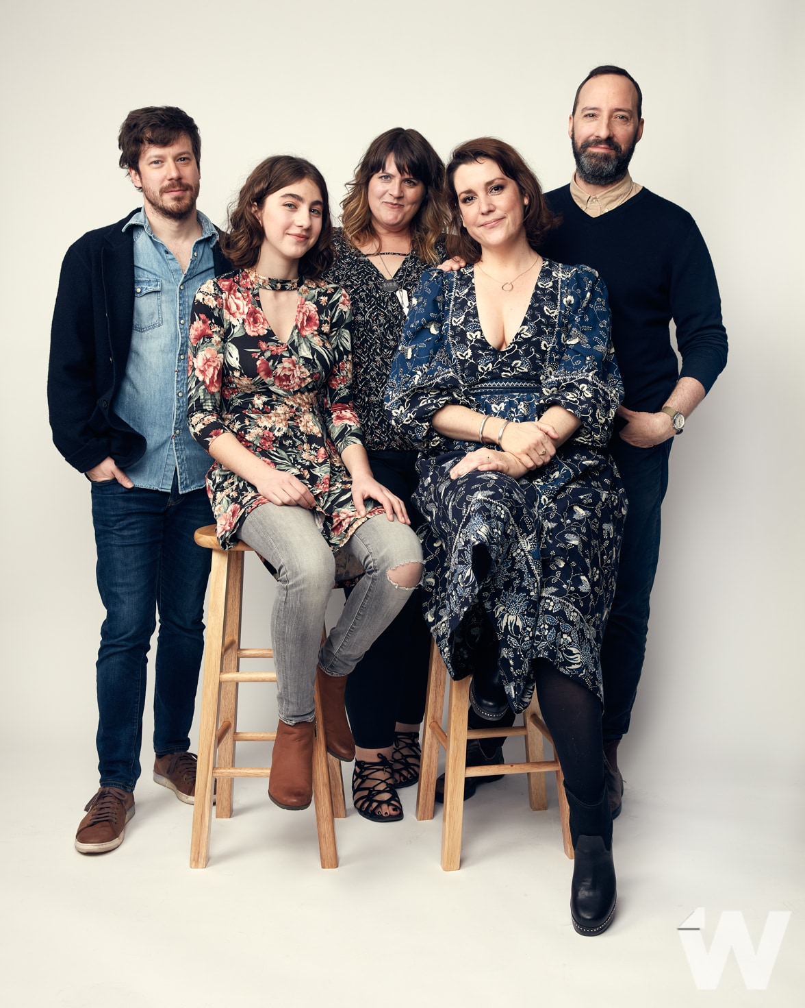 SXSW 2018 John Gallagher Jr., Sophia Mitri, Megan Griffiths, Melanie Lynskey, and Tony Hale Sadie