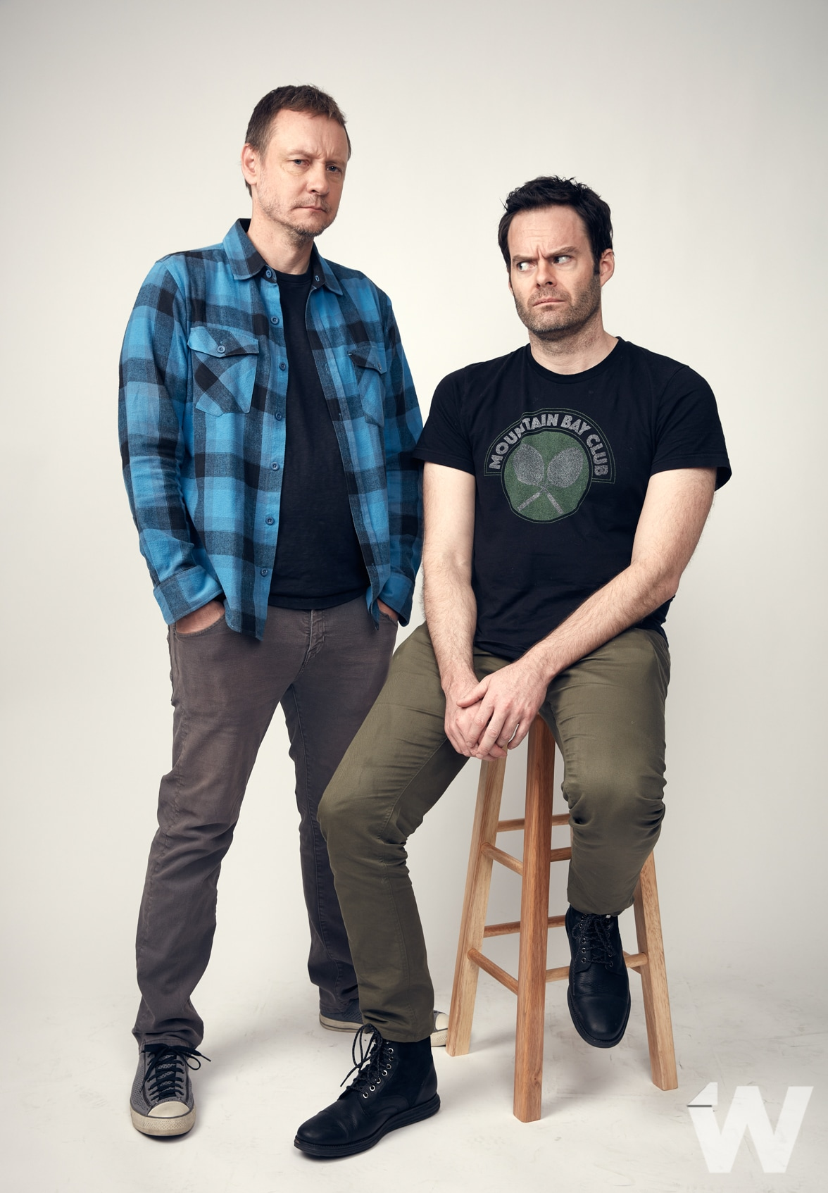 SXSW 2018 Alec berg and Bill Hader Barry