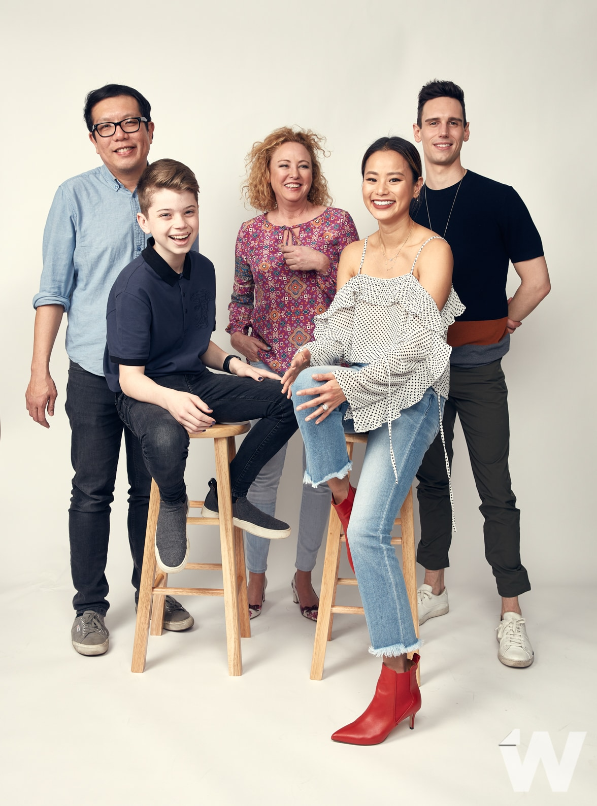 SXSW 2018 Yen Tan, Aidan Langford, Virginia Madsen, Jamie Chung, cory michael smith 1985
