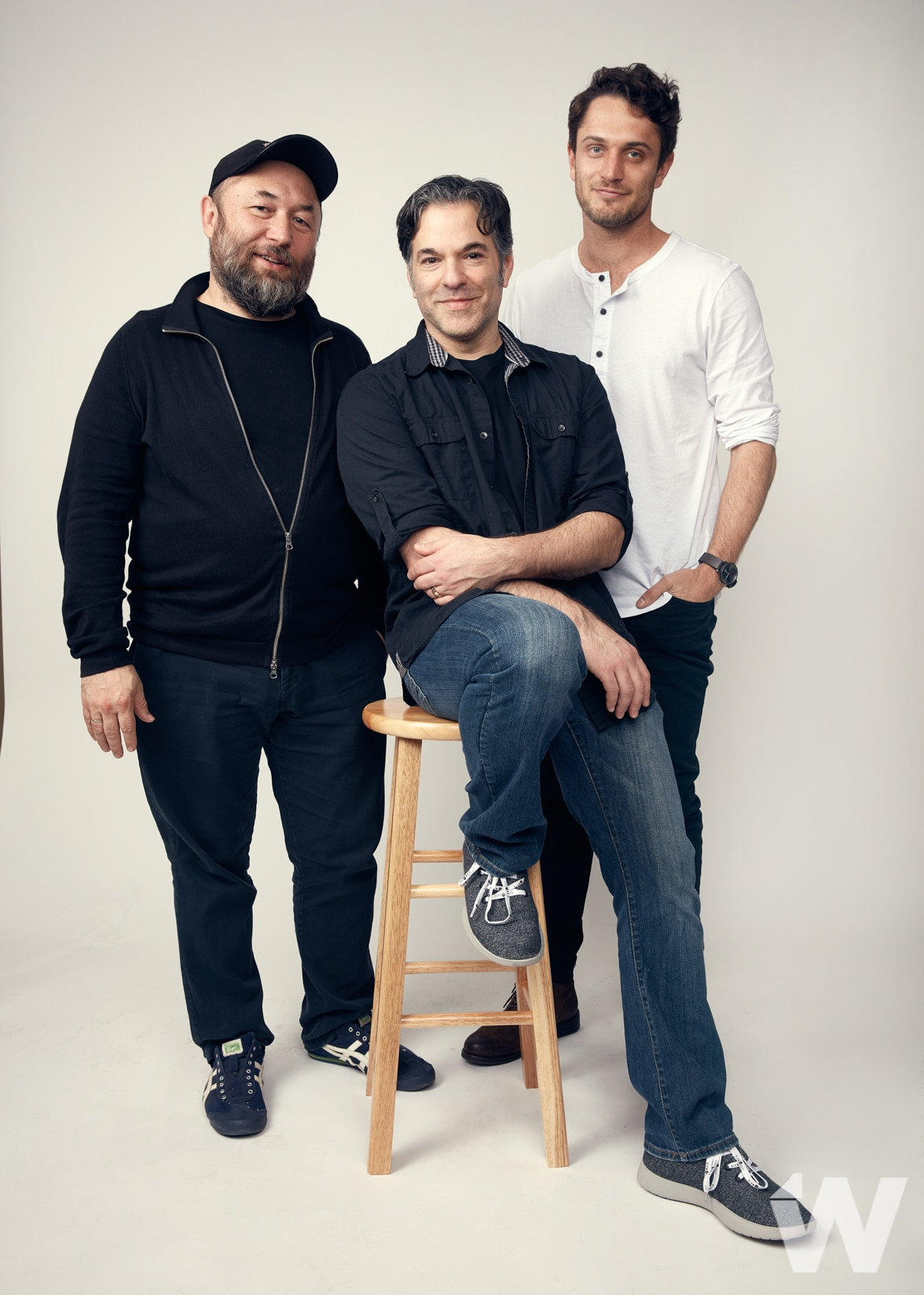 SXSW 2018 Untitled Blumhouse Film Timur Bekmambetov, Stephen Susco and Colin Woodell