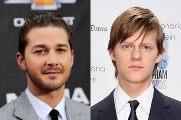 Lucas Hedges to play Shia LaBeouf in LeBeouf-penned biopic