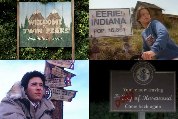 A History of Creepy Small Towns on TV