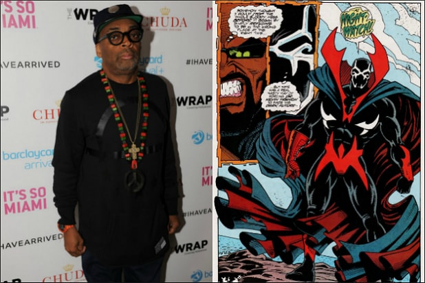 Spike Lee Nightwatch Superhero movie