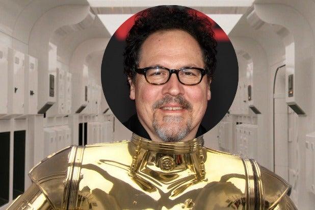 Star Wars Jon Favreau