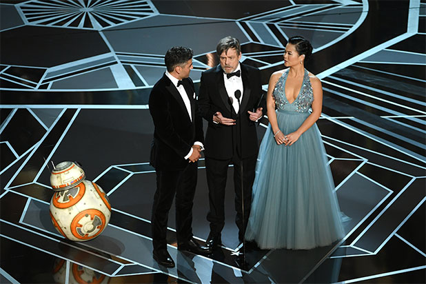 Star Wars Oscars