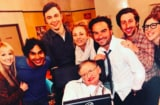 Stephen Hawking Big Bang Theory Cast