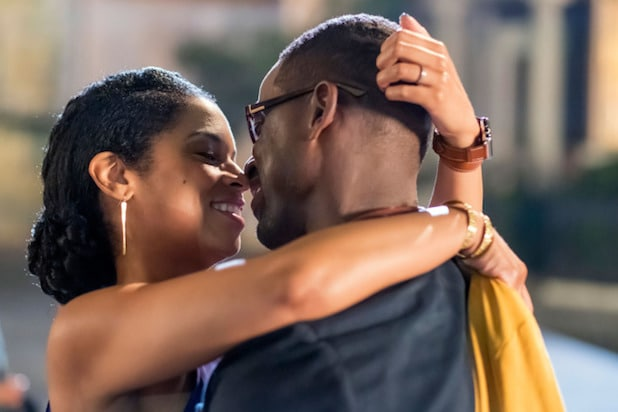 Sterling K Brown Susan Kelechi Watson This Is Us