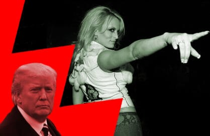 Stormy Daniels Says She 'Technically' Didn't Sleep With Donald Trump