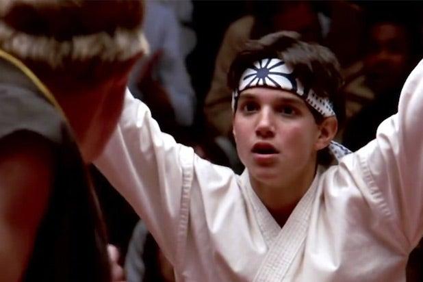 Ralph Macchio Agrees His 'Karate Kid' Crane Kick Was Pretty