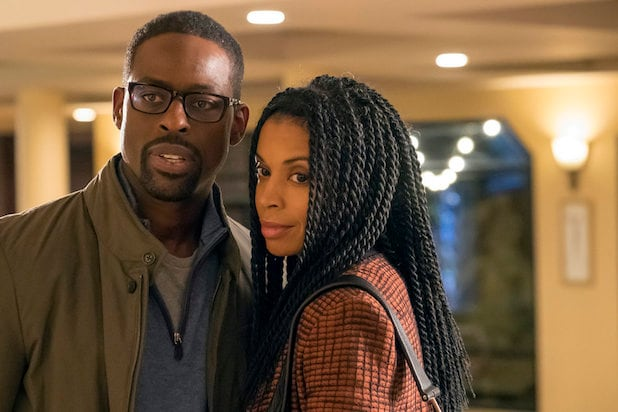 This is Us Sterling K Brown Susan Kelechi Watson