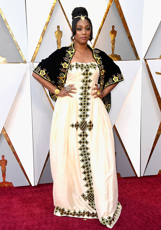 Tiffany Haddish Oscars