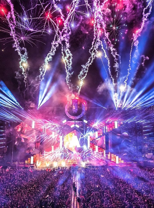 Ultra 2018 Main Stage 520 x 700