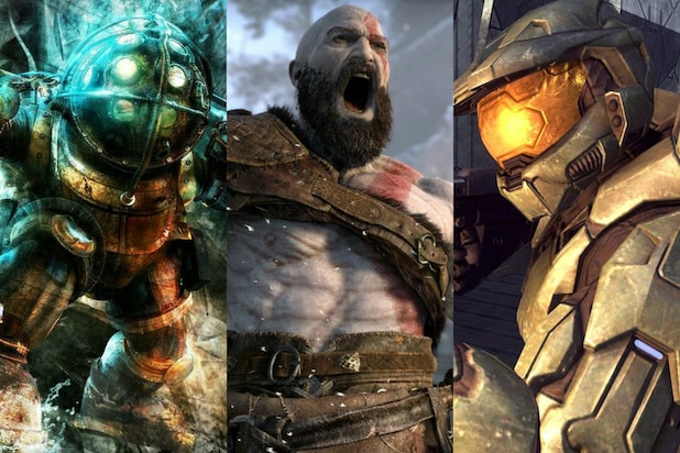 8 Video Game Movies That Never Made It to the Screen (Photos)