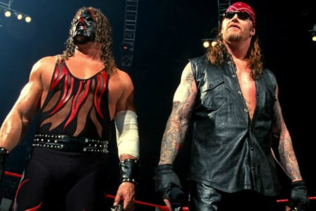 WWE - Brothers of Destruction