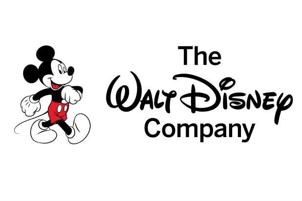 The Walt Disney Company's logo with Mickey Mouse