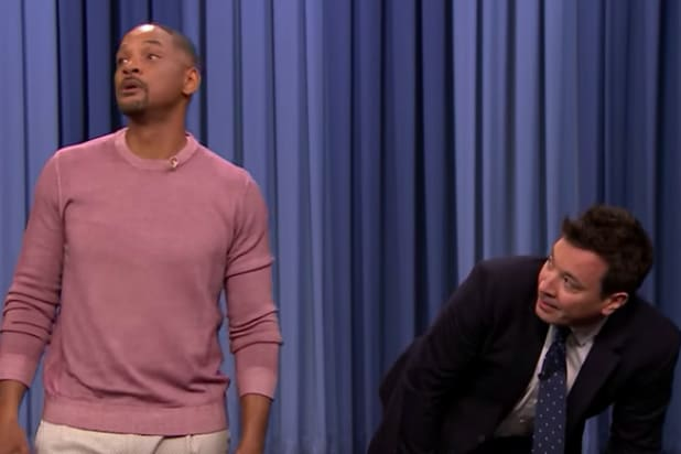 Jimmy Fallon, Will Smith Perform the 'History of TV Theme Songs' (Video)