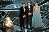 academy awards oscars mark hamill kelly marie tran oscar isaac bb-8