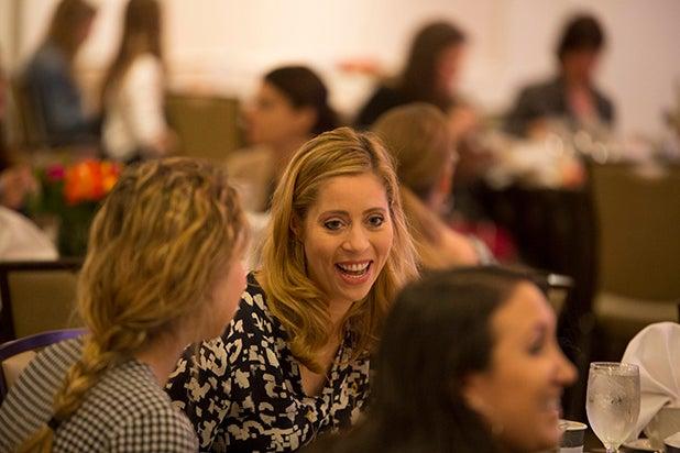Power Women Breakfast 2018 Austin attendees