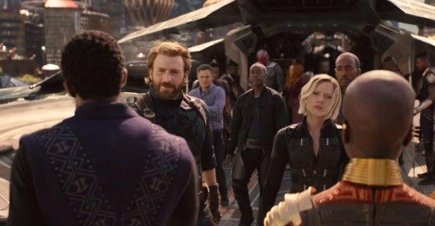 avengers infinity war final trailer takeaways black panther captain america okoye black widow