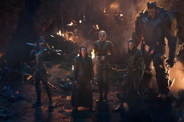 avengers infinity war final trailer takeaways loki in trouble ebony maw