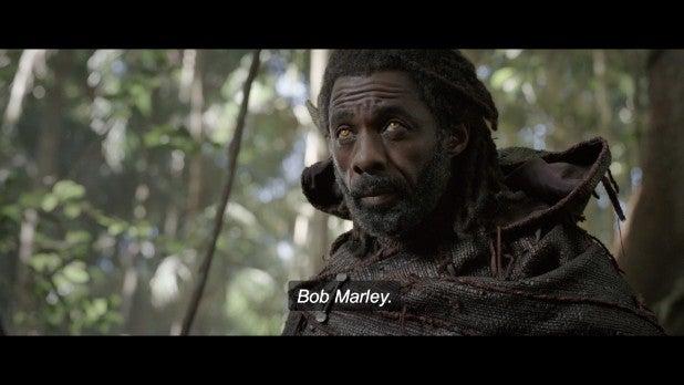 bob marley idris elba thor ragnarok
