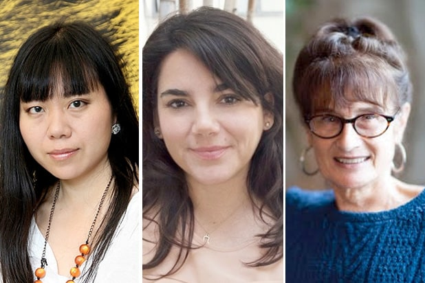national book critics circle Xiaolu Guo carina chocano joan silber