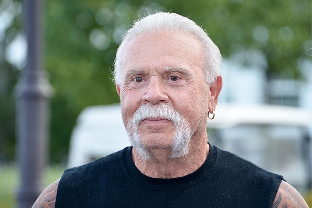 American Chopper' Star Paul Teutul Sr  Files for Bankruptcy